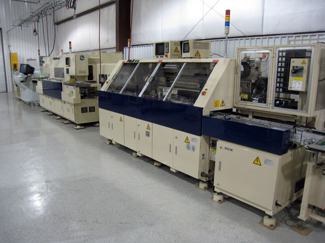 Surplus SMT Line