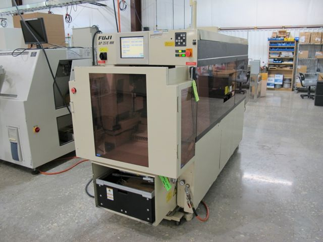 Machine Type - FUJI QP-351E-MM - ibesmt.com