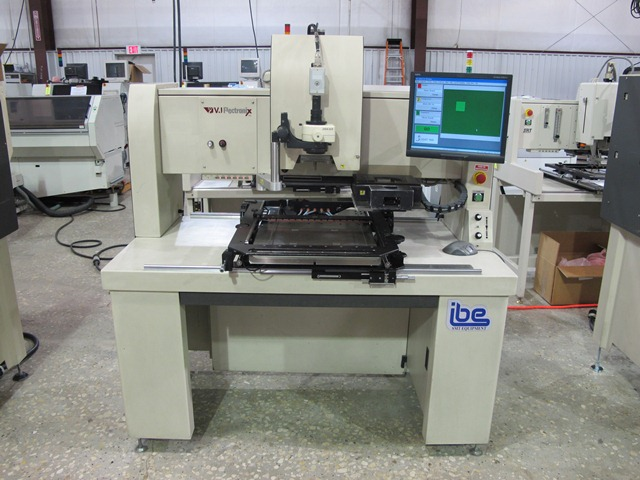 Machine Type - VJ Electronix Summit 1800 - ibesmt.com