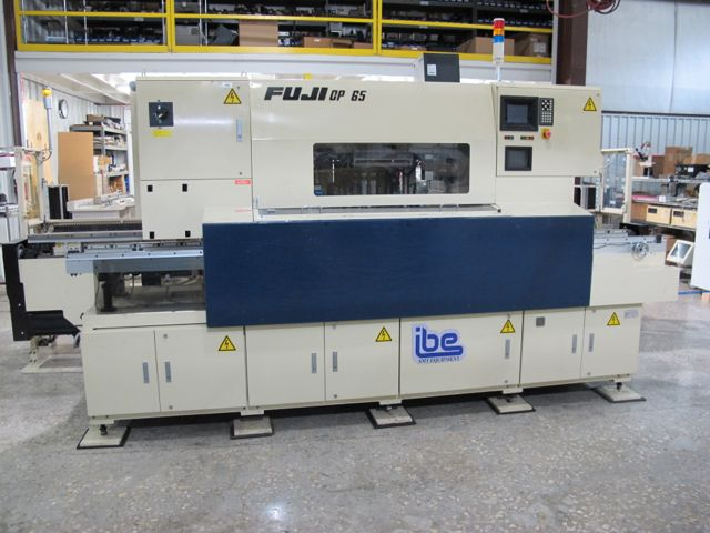 Machine Type - FUJI CP-65 - ibesmt.com