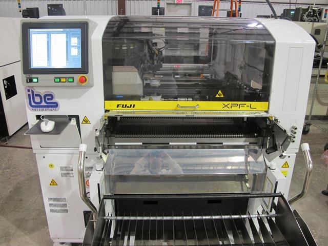 FUJI XPF-L SMT Placement Machine - IBE ID: 130612-001
