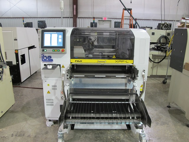 Machine Type - FUJI XPF-L - ibesmt.com