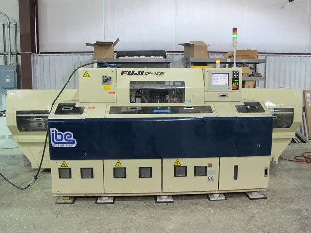 Machine Type - FUJI CP-743E - ibesmt.com