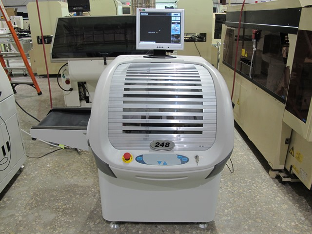 Machine Type - DEK 248 CE - ibesmt.com