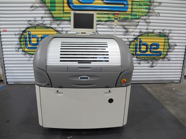Machine Type - DEK Horizon 03 - ibesmt.com