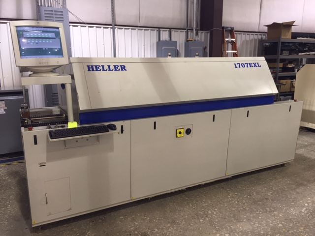 Machine Type - Heller 1707-EXL - ibesmt.com