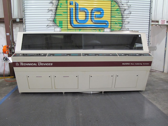 Machine Type - Technical Devices Nu/Era Dual WSM - ibesmt.com
