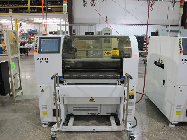 Machine Type - FUJI XP-143E - ibesmt.com