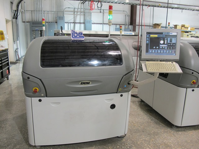 Machine Type - DEK Horizon 03i - ibesmt.com