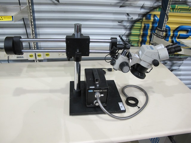 Machine Type - Luxo Stereo Zoom Microscope - ibesmt.com