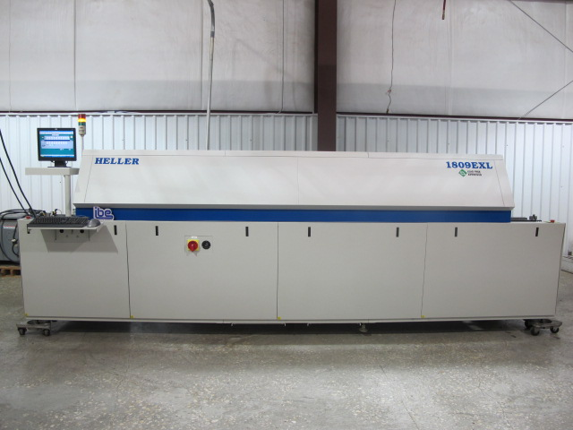Machine Type - Heller 1809 EXL - ibesmt.com