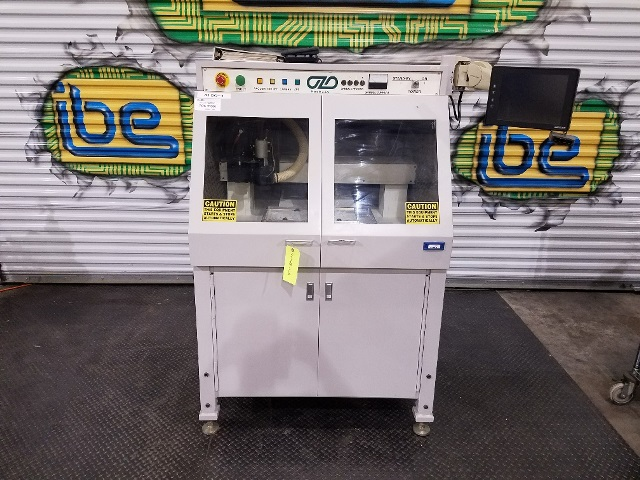 Machine Type - OZO Automation 18HS Panel Master - ibesmt.com