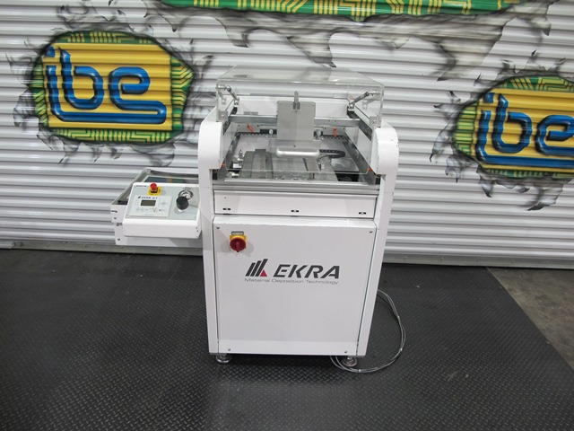 Machine Type - Ekra X1 - ibesmt.com