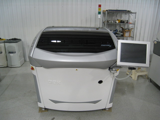 Machine Type - DEK Photon - ibesmt.com