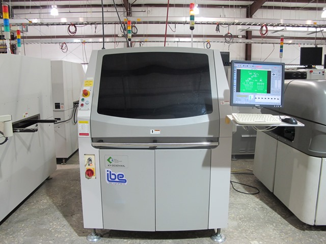 Machine Type - Koh Young KY-3030VAXL - ibesmt.com