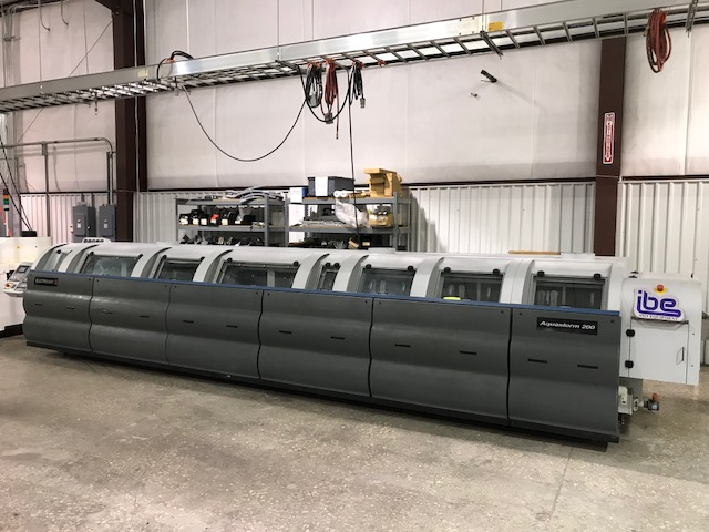 Machine Type - Speedline Electrovert Aquastorm 200 - ibesmt.com