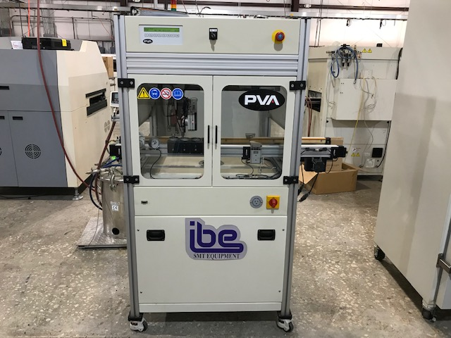 Machine Type - PVA 750 Conformal Coater - ibesmt.com