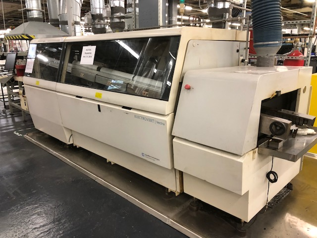 Machine Type - Speedline Electrovert Vectra 450/F - ibesmt.com