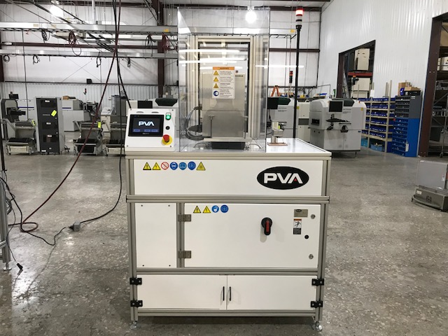 Machine Type - PVA UV1000 Curing Oven - ibesmt.com