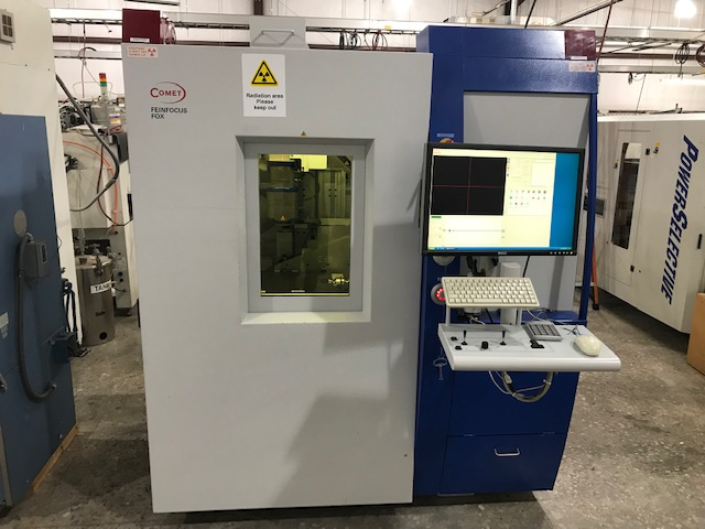 Machine Type - Fein Focus FOX 225.25 X-Ray - ibesmt.com