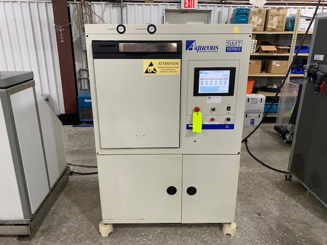Machine Type - Aqueous Technologies SMT800-ZD - ibesmt.com