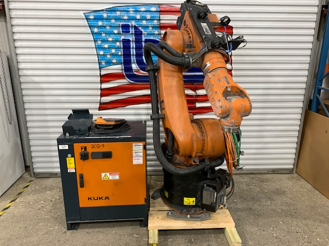 Machine Type - Kuka KR 60-3 - ibesmt.com