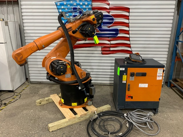 Machine Type - Kuka KR 60L30-3 - ibesmt.com