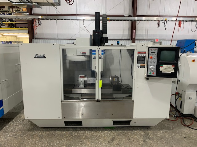 Machine Type - Fadal VMC 4020 Mill - ibesmt.com