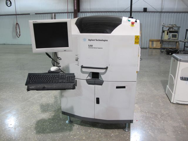 Machine Type - Agilent SJ50+ - ibesmt.com